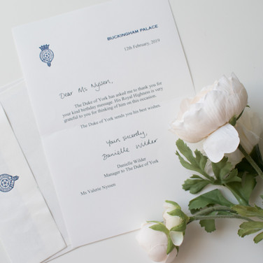 2019 - Duke of York Birthday