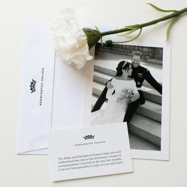 2018 - Harry & Meghan Wedding