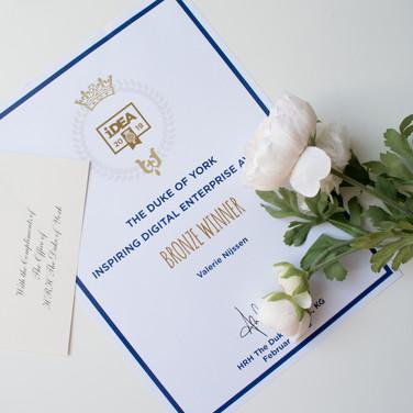 2019 - Duke of York Award