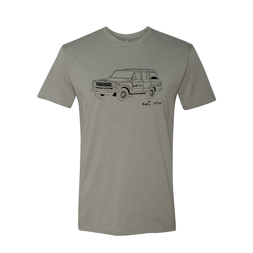 Next Level Wagoneer T-Shirt