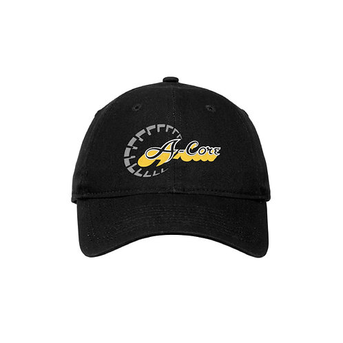 Dad Cap with A-Core Logo