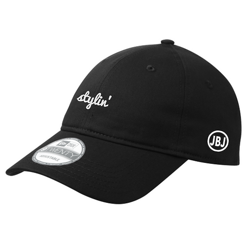 Dad Cap with Stylin' Legacy Micro Logo