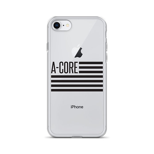 iPhone Case with Flag Logo