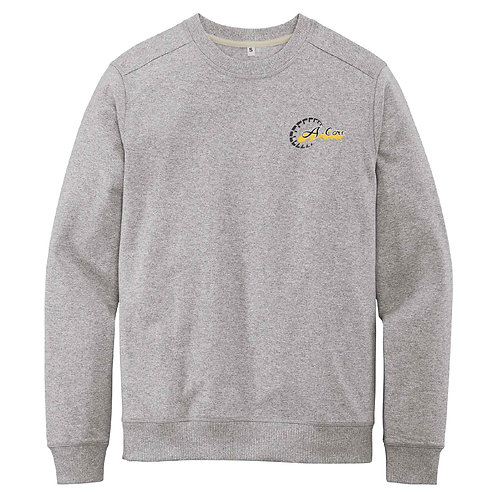 District Re-Fleece Crew Neck Sweatshirt