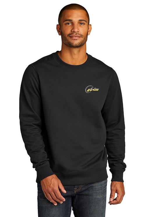 District Re-Fleece Crew Neck Sweatshirt