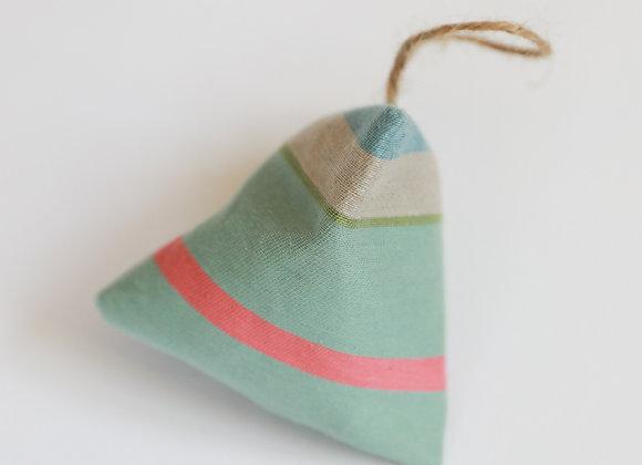 Fowey Stripe Lavender Bag