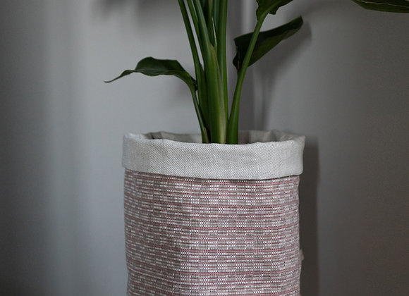 Midhurst Plant Pot  - dusty pink