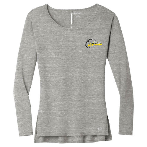 OGIO Ladies Luuma Long Sleeve