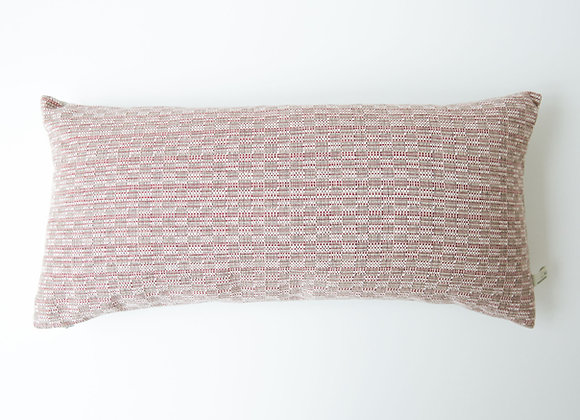 Midhurst Medium Cushion  - dusty pink
