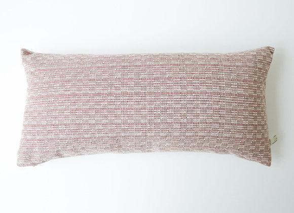 Midhurst Medium Cushion  - dusty pink