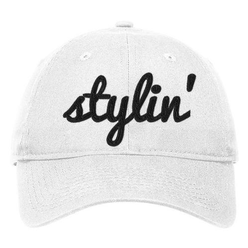 Dad Cap with Stylin' Legacy Logo