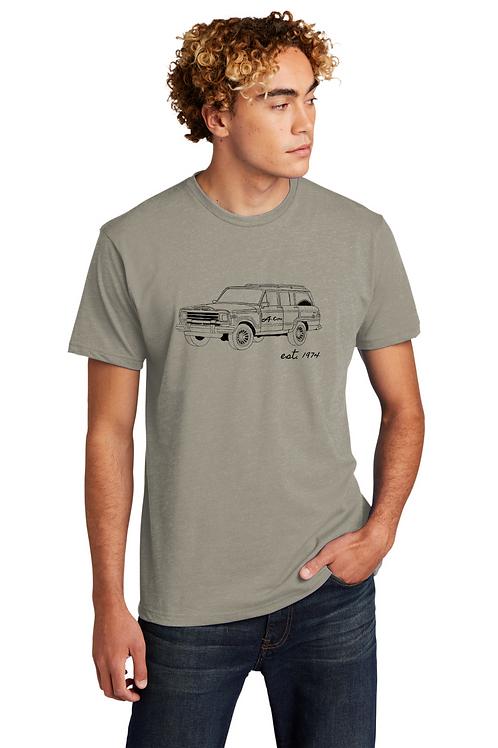 Next Level Wagoneer T-Shirt