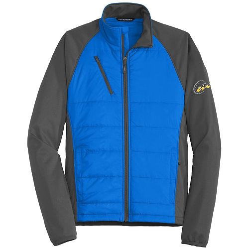 Port Authority Hybrid Soft Shell Jacket