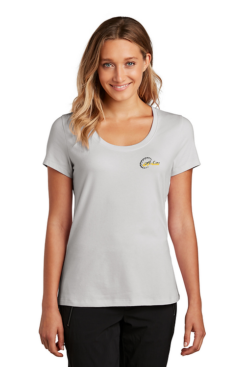 District Women's T-Shirt with Logo