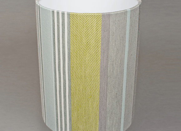Mistley Tube Lamp Shade - Apple