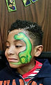 Dallas face painter