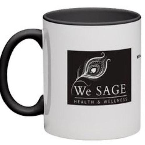 Mug (White & Black)-We SAGE
