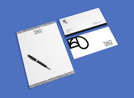 TAO Taekwondo Branding