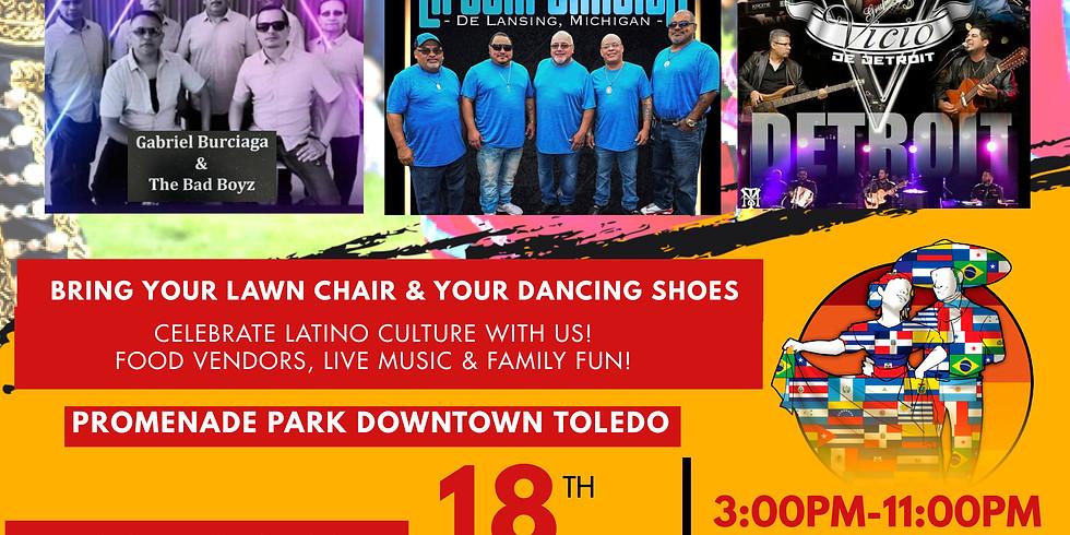 2nd Annual Hispanic Heritage Month Kick-Off Celebration