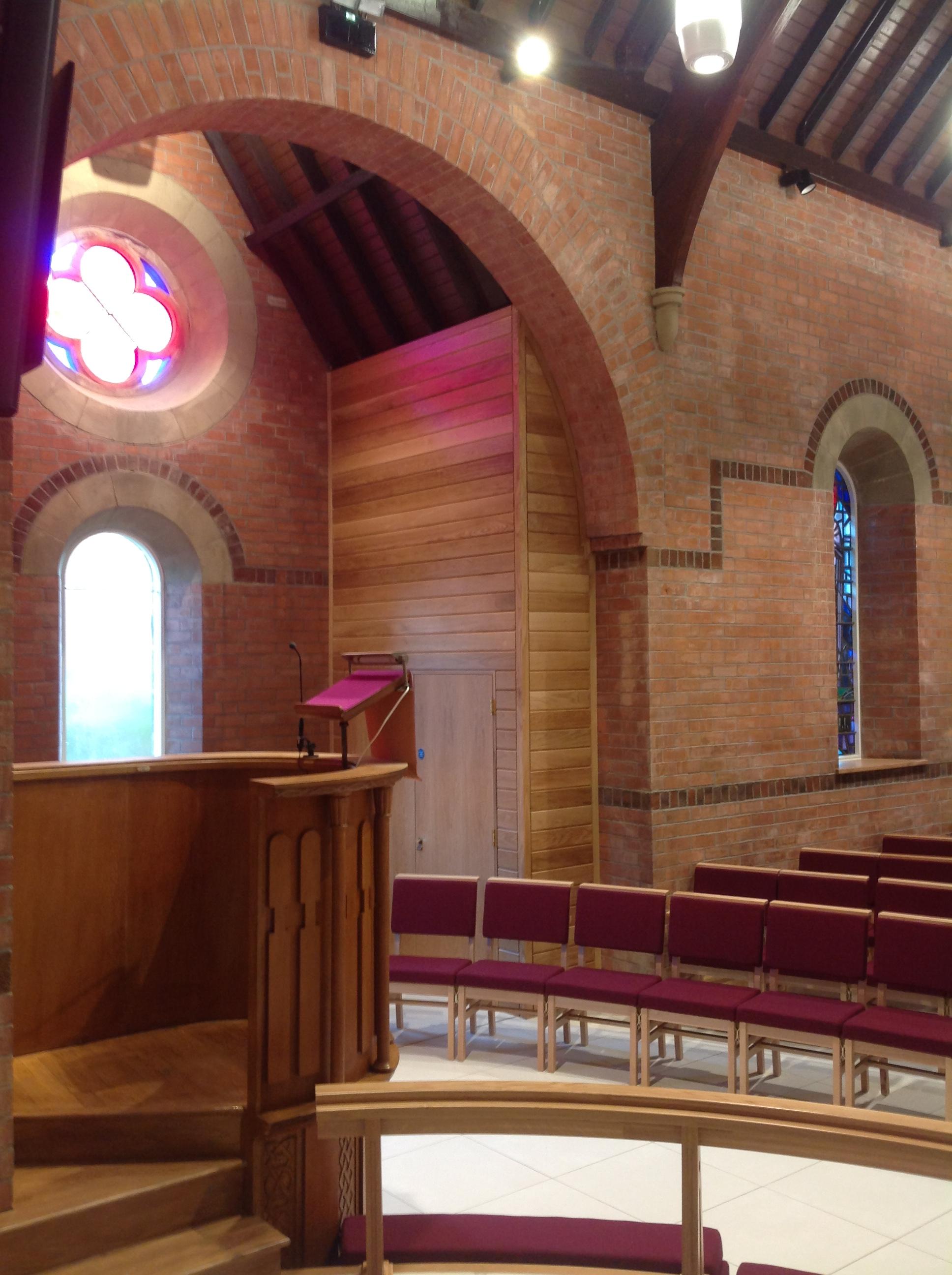 St Columbanus Parish, Ballyholme