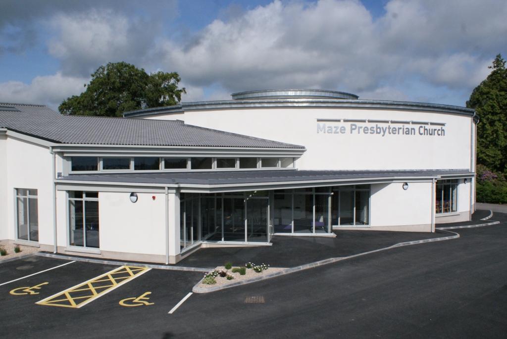 Maze Presbyterian Church