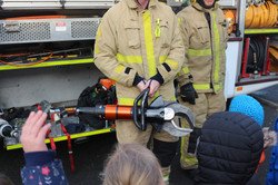 Year 1 Firemen Visit