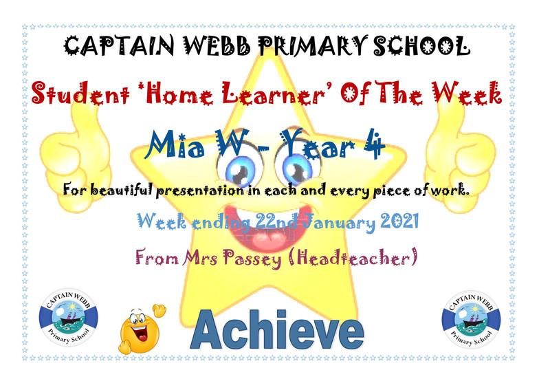 Student home learner of the week Y4.jpg