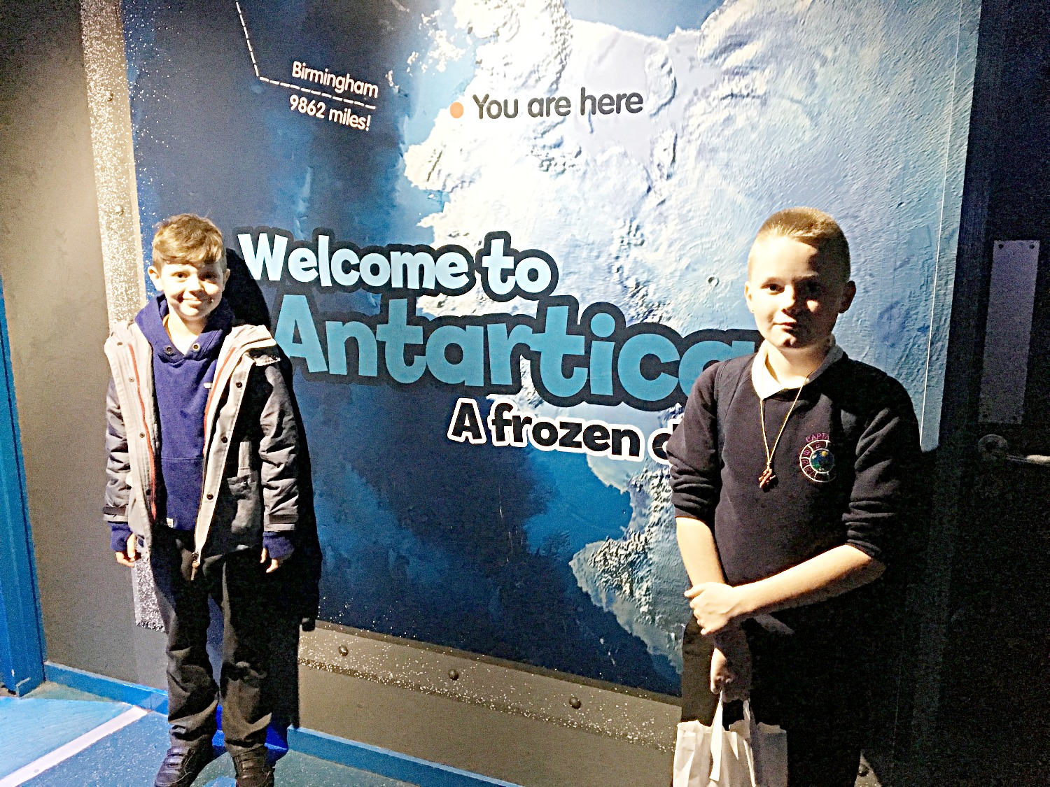 Year 6 Sealife Centre Visit