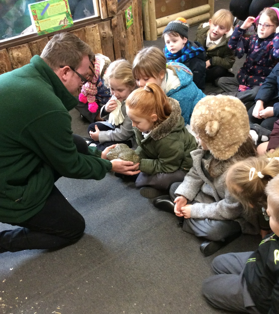 Year 1 Exotic Zoo Visit