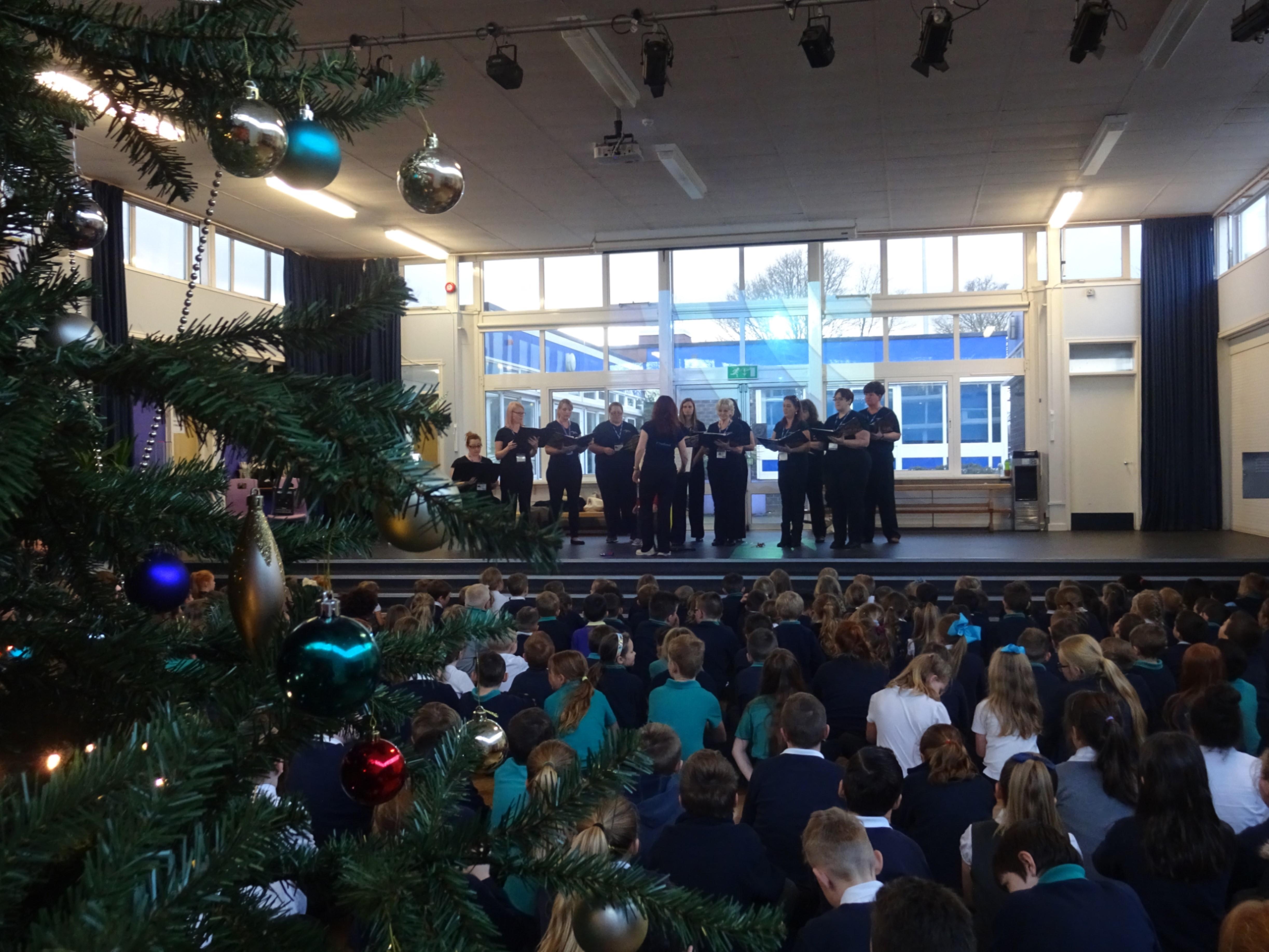 CMW Choir