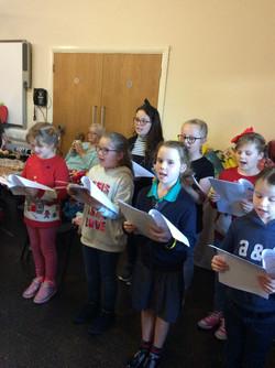Choir at Dogs Trust