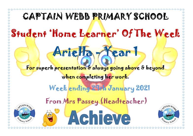 Student home learner of the week Y1.jpg