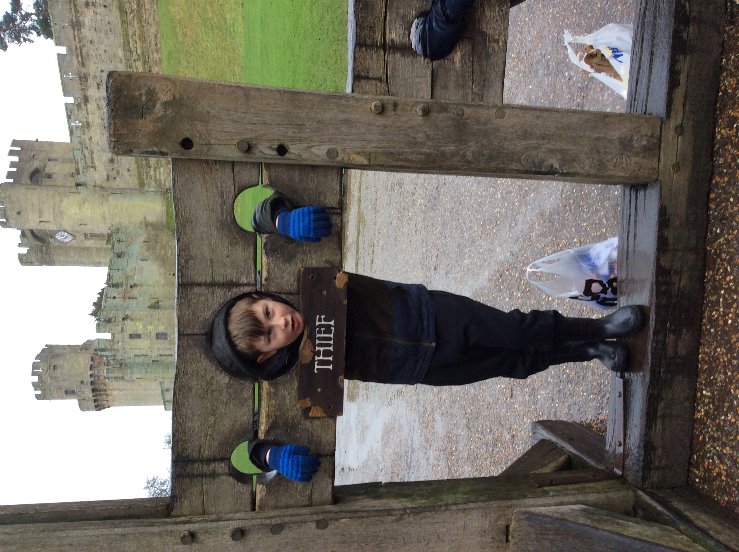 Year 2 Warwick Castle Visit