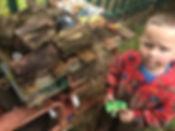 Picture 11 - Forest School - Mud kitchen