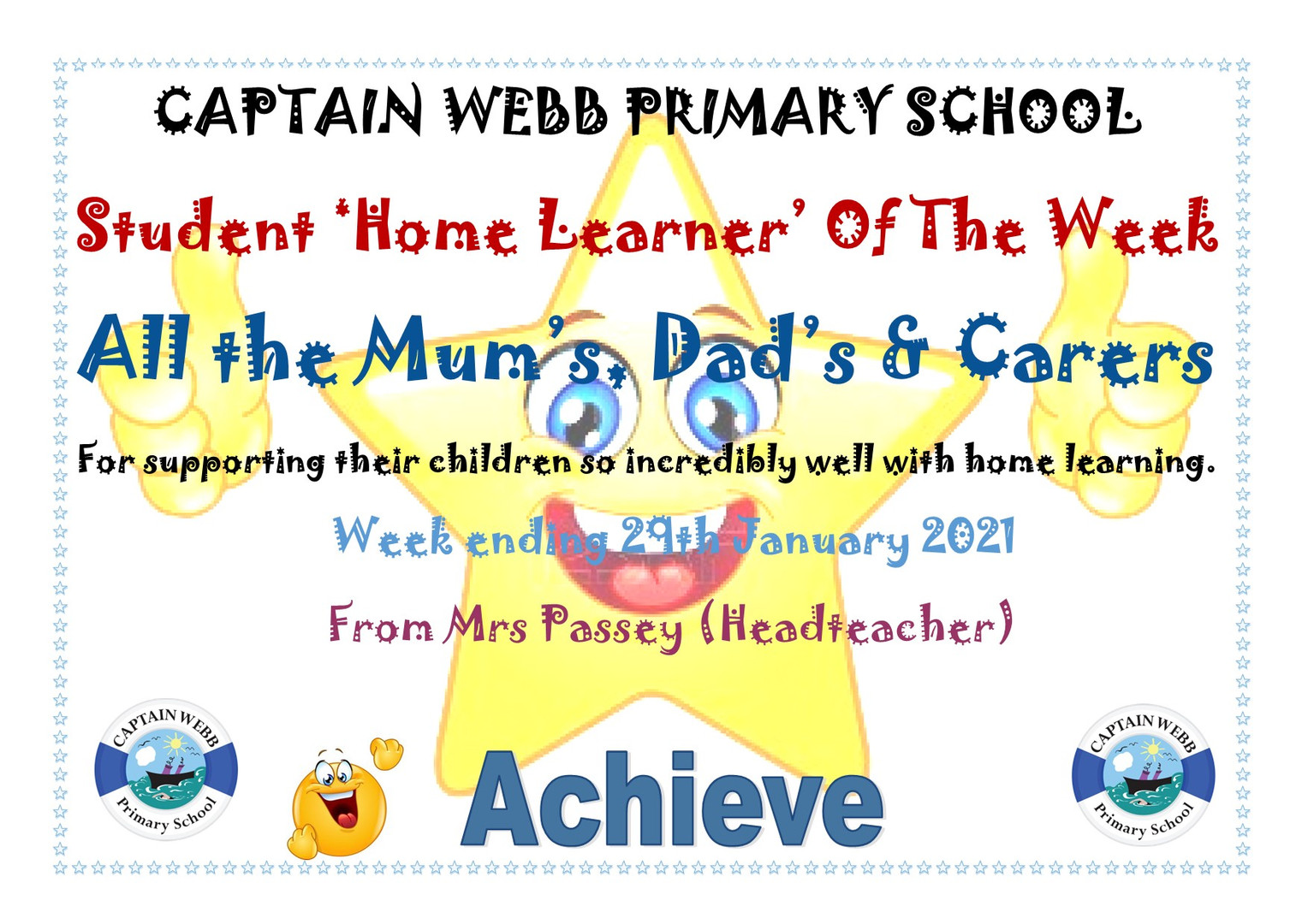 Student home learner of the week  CP.jpg