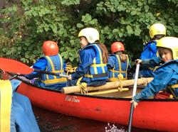 Year 3 Canoeing