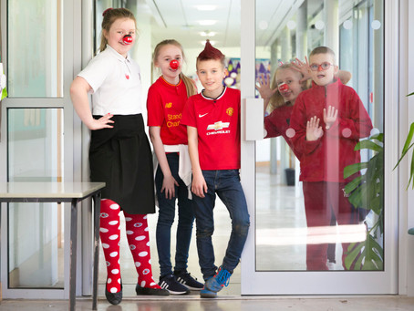 Red Nose Crazy for Comic Relief