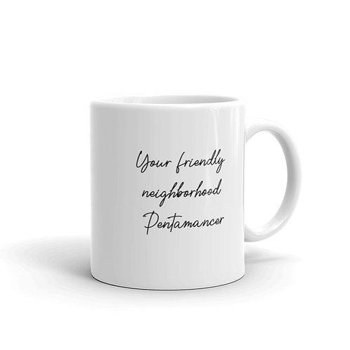 Friendly Neighborhood Pentamancer Mug