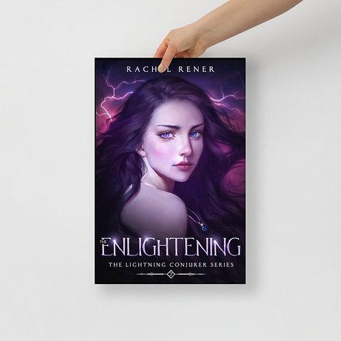 """12 x 18"""" Poster - The Enlightening"""
