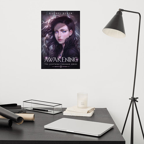 "12 x 18"" Poster - The Awakening"