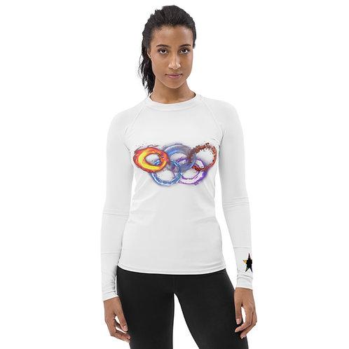 Women's Elemental Olympics Athletic Shirt
