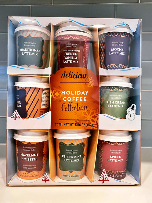 Delicieux Holiday Coffee Collection