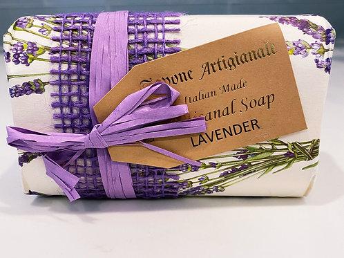 Italian Lavender Artisanal Soap