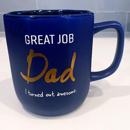 Great Job Dad Mug