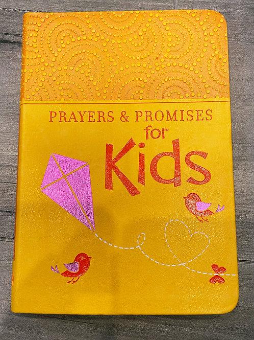 Prayers & Promises for Kids