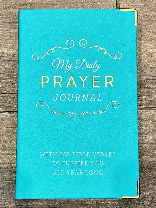 My Daily Prayer Journal - Green