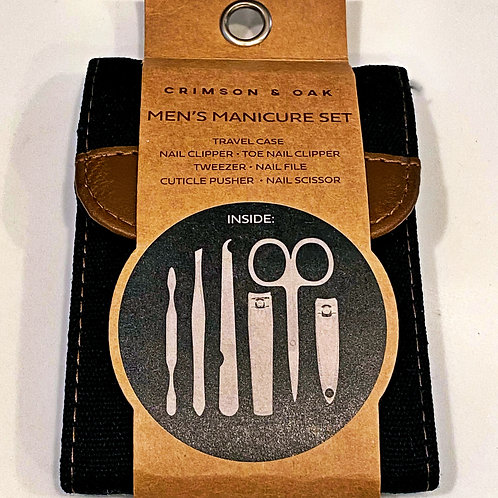 C & O Men's Manicure Set