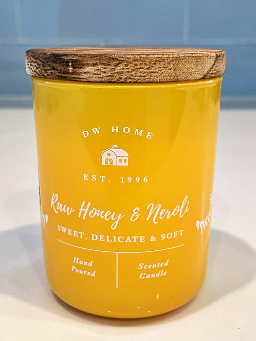 Raw Honey & Neroli Candle, 3.8oz