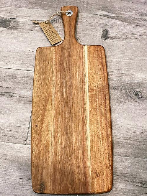 CC Acacia Wood Board, 20 inch