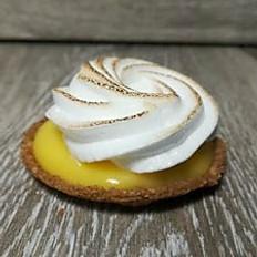 Lemon Pie de Mandarina sin azúcar